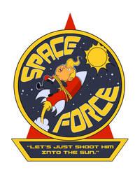 Space Force Logo by cwalton73