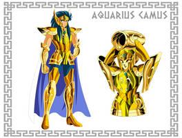 Aquarius Camus by markolios
