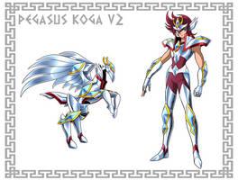 Pegasus Koga Omega by markolios