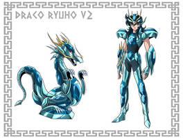 Draco Ryuho Omega by markolios