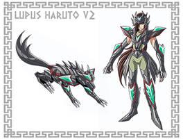 Lupus Haruto Omega by markolios