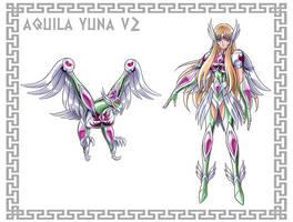 Aquila Yuna Omega by markolios