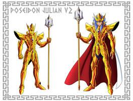 Poseidon Julian AquaDrop by markolios