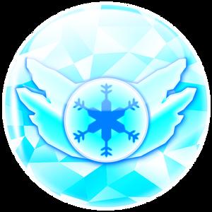 (commission)Ice Symbol by markolios