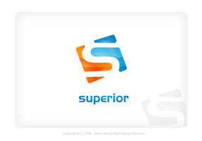 superior logo by dsquaredgfx