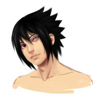 0515 Sasuke by steampunkskulls
