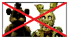 Anti Golden Freddy x Springtrap by shadowfangirl2