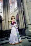 Princess Zelda from Twilight Princess Cosplay by LayzeMichelle