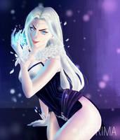 Snow Queen by katrimav