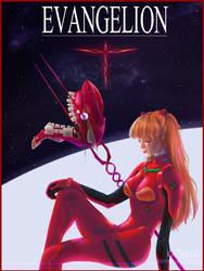 Neon Genesis Evangelion by katrimav