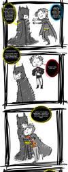 Damian Needs A Hug by Microbluefish