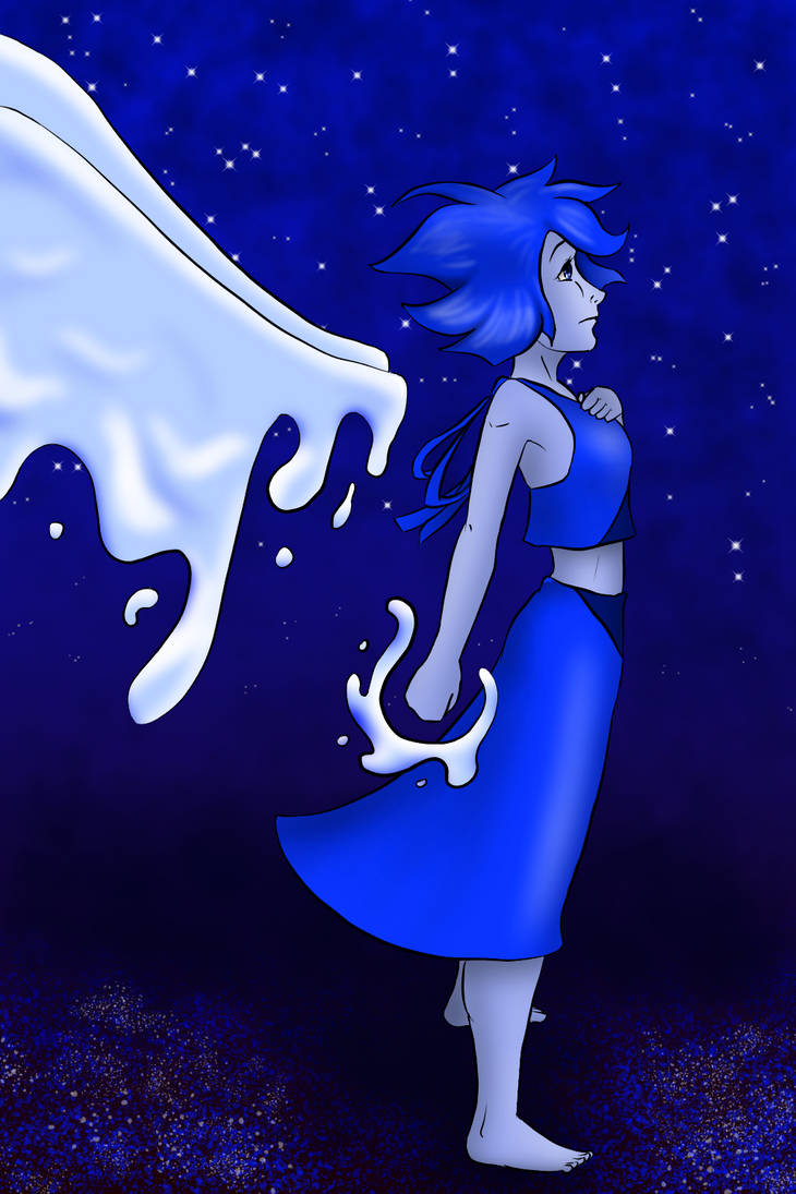Have some Lapis art. ^-^