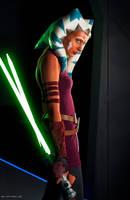 Star Wars // Ahsoka Tano // Ahsoka Tano cosplay by Golantis