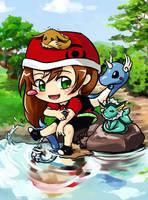 Chibi com: Princessteeny63 by Red-Birdie