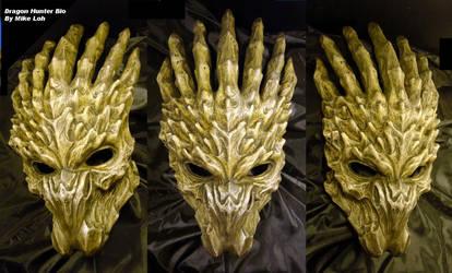 Dragon Bone Predator Helmet by The-Predator-Club