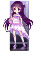 Lily ( Gift for sacchan-sama) by yuumeri