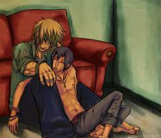 I love you by Asrafarel