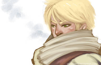 Siegfried by Asrafarel