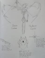 Drevon Leatiun - Archon Forme by heart4art7