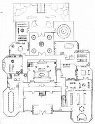 Drevon's Manor - Ground Floor by heart4art7