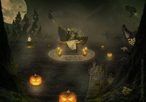 Halloween 2015 - Witches Night by Pyrare