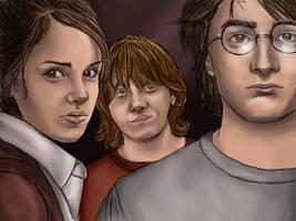 The Trio by SimonPovey