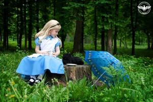 Alice in Wonderland by Mink-Iason