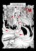 Jennifer VS Red nun by gianlucagalati