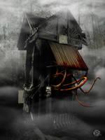 Horror in the wood by gianlucagalati