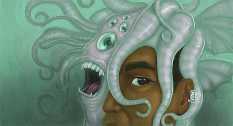 El Llamado de Lovecraft by AL3X-MTY
