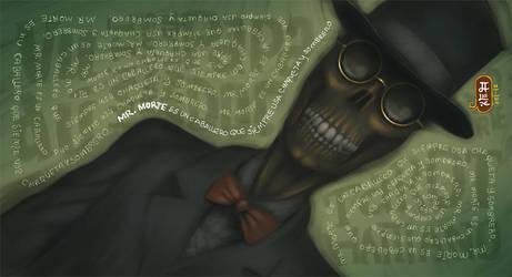 Mr. morte by AL3X-MTY