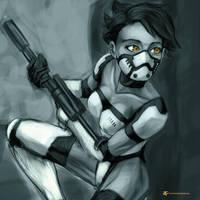 SheTrooper by AL3X-MTY