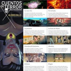 Cuentos de Terror by AL3X-MTY