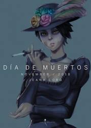 Dia de Muertos by AL3X-MTY