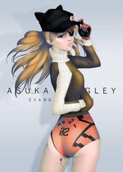 190122-Asuka by AL3X-MTY
