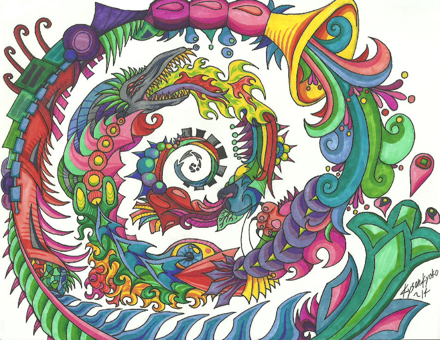 Doodles7 by KysonKyoko
