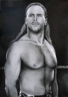 Shawn Michaels - WM XXIV by ROMAragorn