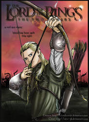 :Legolas of Mirkwood: by Legolas-Club