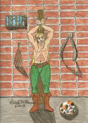 Legolas in bondage by Legolas-Club