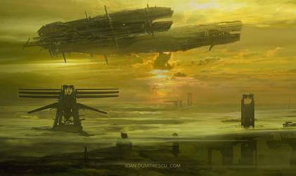 battlefield by jonone