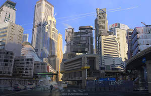 City1 by jonone