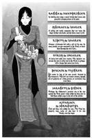 OLD - Sabriel IV by arnjeca