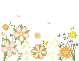 [RES] Flowers PNG by HanaBell1