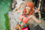 Final Fantasy XIII - Vanille 3 by KiaraBerry