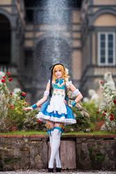 Adekan - Anri Yoshiwara (Alice in wonderland) by KiaraBerry