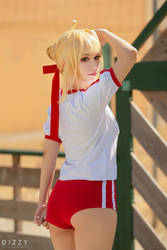 Fate/Extella - Nero bloomers by KiaraBerry