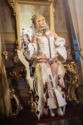 Fate/Grand Order - Saber Nero Bride 3 by KiaraBerry