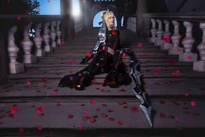 Fate/Grand Order - Saber Nero Bride Alter 6 by KiaraBerry