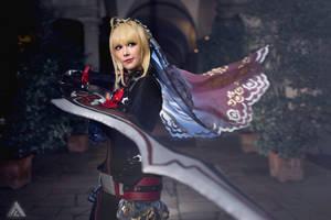 Fate/Grand Order - Saber Nero Bride Alter 7 by KiaraBerry
