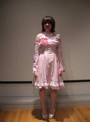 A Pinkish Dress. by RhodyGunn